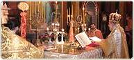 № 8.Праздничная литургия у мощей Святителя Николая Чудотворца