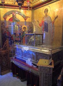 Святой Димитрий, Салоники