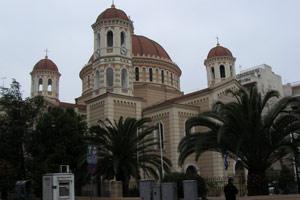 храм в честь святителя Григория Паламы