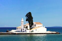 Корфу - церковь