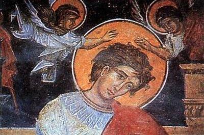 Святой мученик Лупп Солунский